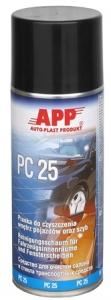Купить 212016 Пенка для очистки салонов авто APP PC 25 в аэрозоле, 400 мл - Vait.ua
