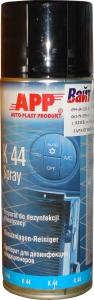 Купить 212018 Препарат для дезинфекции кондиционеров APP K 44 в аэрозоле, 400 мл - Vait.ua