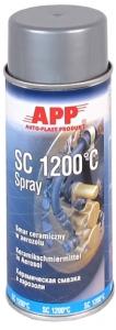 Купить 212032 Смазка керамическая APP SC 1200°C в аэрозоле, 400 мл - Vait.ua