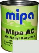 """233 Акриловая 2К автоэмаль Mipa """"Белый"""" в комплекте с отвердителем"""
