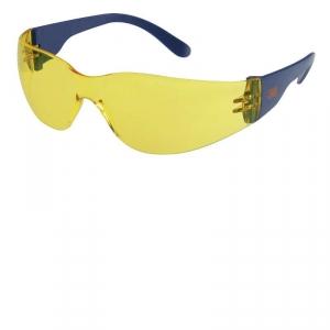 Купить 2722 Очки защитные открытые 3M «Классик» желтые - Vait.ua