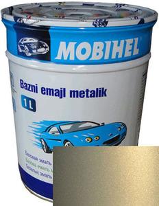 """Купить 281 Автоэмаль базовая """"металлик"""" Helios Mobihel """"Кристалл"""", 1л - Vait.ua"""