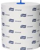 290057 Полотенца в рулонах Tork Universal, 21см х 25см, 190м