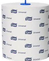 Купить 290057 Полотенца в рулонах Tork Universal, 21см х 25см, 190м - Vait.ua