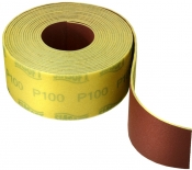 Абразивная бумага 2951 siasoft на тканевой основе на поролоне 115мм x 10м, P80