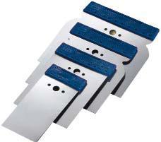 Купить Набор гибких металлических шпателей C.A.R.FIT (4 шт./набор) - Vait.ua