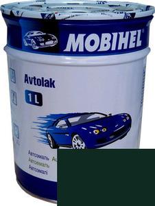 """Купить 307 Алкидная однокомпонентная автоэмаль Mobihel """"Зеленый сад"""", 1л - Vait.ua"""