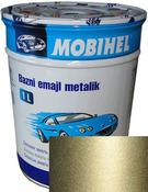 """310 Автоэмаль базовая """"металлик"""" Helios Mobihel """"Валюта"""", 1л"""