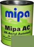 """325 Акриловая 2К автоэмаль Mipa """"Липа зеленая"""" в комплекте с отвердителем"""