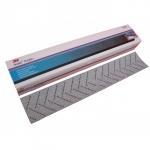 30614 Абразивная полоска пурпурная  3M 334U Hookit™ Purple+ мультидырочная, 70мм х 396мм, Р400
