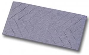 Купить 30636 Абразивная полоса пурпурная 3M 334U Hookit™ Purple+ мультидырочная, 115мм х 225мм, Р80 - Vait.ua