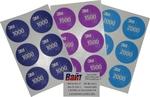 33901 Абразивные диски для устранения дефектов 3M™ Paint Defect Removal Abrasive, диам. 32мм, Р3000 (комплект 6 штук)