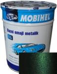 """371 Автоэмаль базовая """"металлик"""" Helios Mobihel """"Амулет"""", 1л"""