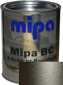 """Купить 387 Базовое покрытие """"металлик"""" Mipa """"Папирус"""", 1л - Vait.ua"""