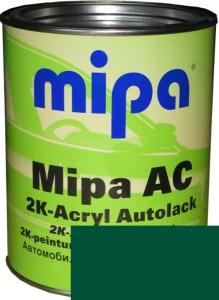 """Купить 394 Акриловая 2К автоэмаль Mipa """"Темно-зеленая"""" в комплекте с отвердителем - Vait.ua"""