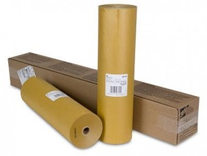 Купить 06282 Маскирующая бумага 3М 60см х 400м, плотность 40г/м² - Vait.ua