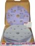 50535 Абразивный диск 3M™ Hoоkit серии 337U Hard E-coat серебристый для заводских грунтов, диам. 150 мм, Р320