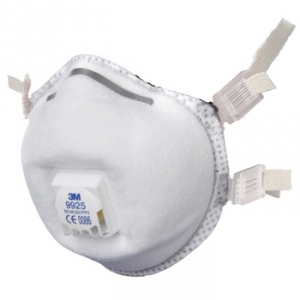 Купить 3M™ 9925 FFP2 Противоаэрозольный респиратор от сварочных дымов - Vait.ua