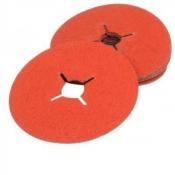 Круг фибровый 3M 785С, диаметр 125мм (125мм x 22мм), P36