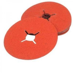 Купить Круг фибровый 3M 785С, диаметр 125мм (125мм x 22мм), P80 - Vait.ua