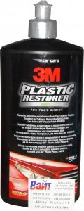 Купить 59015 Восстановитель пластика 3M™ Plastic Restorer, 500 мл - Vait.ua