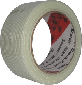 Купить 03020 Стеклоканва самоклеящаяся 3M™ Crack Seal Tape, 50мм х 5м - Vait.ua