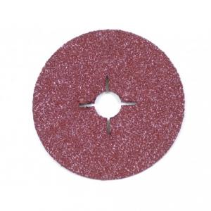 Купить Круг фибровый 3M 982С CUBITRON II, диаметр 125мм (125мм x 22мм с 4 шлицами), P80 - Vait.ua