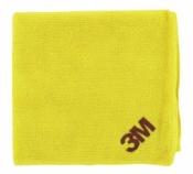 50400 Желтая ультра мягкая антиголограммная полировальная салфетка 3M™ Perfect-it III, 36 х 32см