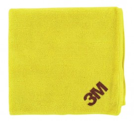 Купить 50400 Желтая ультра мягкая антиголограммная полировальная салфетка 3M™ Perfect-it III, 36 х 32см  - Vait.ua