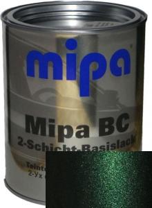 """Купить 42U Базовое покрытие """"металлик"""" Mipa """"DeepBluishGreen Met"""", 1л - Vait.ua"""