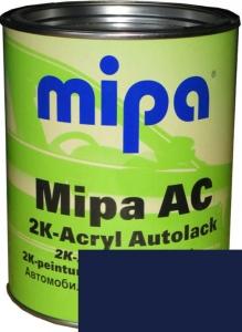 """Купить 447 Акриловая 2К автоэмаль Mipa """"Синяя ночь"""" в комплекте с отвердителем - Vait.ua"""