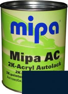 """Купить 456 Акриловая 2К автоэмаль Mipa """"Темно-синяя"""" в комплекте с отвердителем - Vait.ua"""