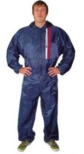 Купить Комбинезон малярный нейлоновый Overall Teflon Автоколор, синий (размер XL)  - Vait.ua