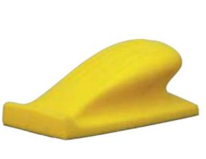 Купить 50112 Шлифок 3M Hookit™ для абразивных полосок, малый, жесткий, 70мм x 127мм - Vait.ua