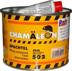 Купить Отделочная полиэстровая шпатлевка 502 Chamaleon, 0,5кг - Vait.ua