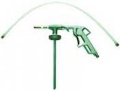 Пистолет AsturoMec TS для нанесения 1К защитных составов, полиуретановых и восковых составов из стандартных 1л ёмкостей