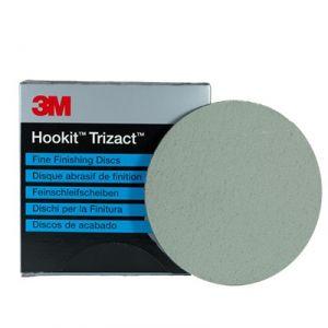 Купить 51131 Абразивный полировальный круг 3M Trizact Hookit, P6000, диам. 76 мм - Vait.ua