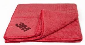 Купить 50489 Салфетка микрофибровая 3M™ Ultra Soft системы Perfect-it™ III розовая, 32мм х 36мм - Vait.ua