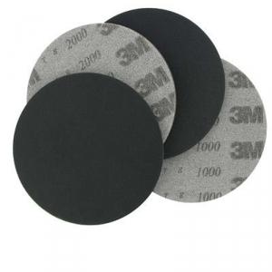 Купить 50590 Абразивный полировальный круг на вспененной основе 3M, диам. 150мм, P2000 - Vait.ua