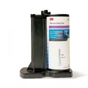Купить 50598 Шпатлевка 3M DMS Premium универсальная высокой плотности Slow, картридж 306мл - Vait.ua