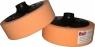 52402 Круг полировальный PYRAMID Premium с резьбой М14, d150мм, универсальный, оранжевый