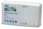Tork 530177 Нетканый материал Premium 530 повышенной прочности в салфетках (60 салфеток)