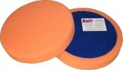 """54402 Круг полировальный PYRAMID PREMIUM крепление """"липучка"""", высота 25мм, d150мм, плоский, оранжевый"""
