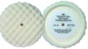 Купить 05734 Многоразовый белый полировальный круг 3M для пасты №1 та №2 - Vait.ua