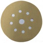 60487 Абразивный диск 3М D125мм, 9отв., Р80