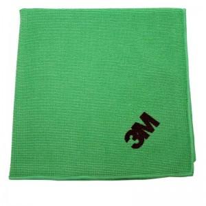 Купить 60671 Зеленая многоразовая высокоэффективная полировальная салфетка 3M Perfect-itTM III, 36 х 32см - Vait.ua