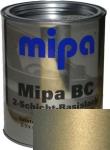 """60F Базовое покрытие """"металлик"""" Mipa """"Light Gold Met"""", 1л"""