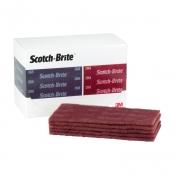 64659 Абразивный лист 3M Scotch-Brite Durable Flex MX-HP (115мм х 230мм) A VFN (красный)