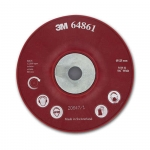 64862 Сменная оправка для фибровых кругов 3M Cubitron II (ребристая), 180мм х 22 мм
