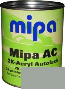 """Купить 671 Акриловая 2К автоэмаль Mipa """"Светло-серый"""" в комплекте с отвердителем - Vait.ua"""